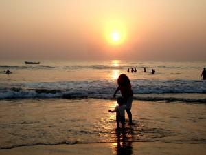 Kashid Beach -- Weekend Getaway from Mumbai