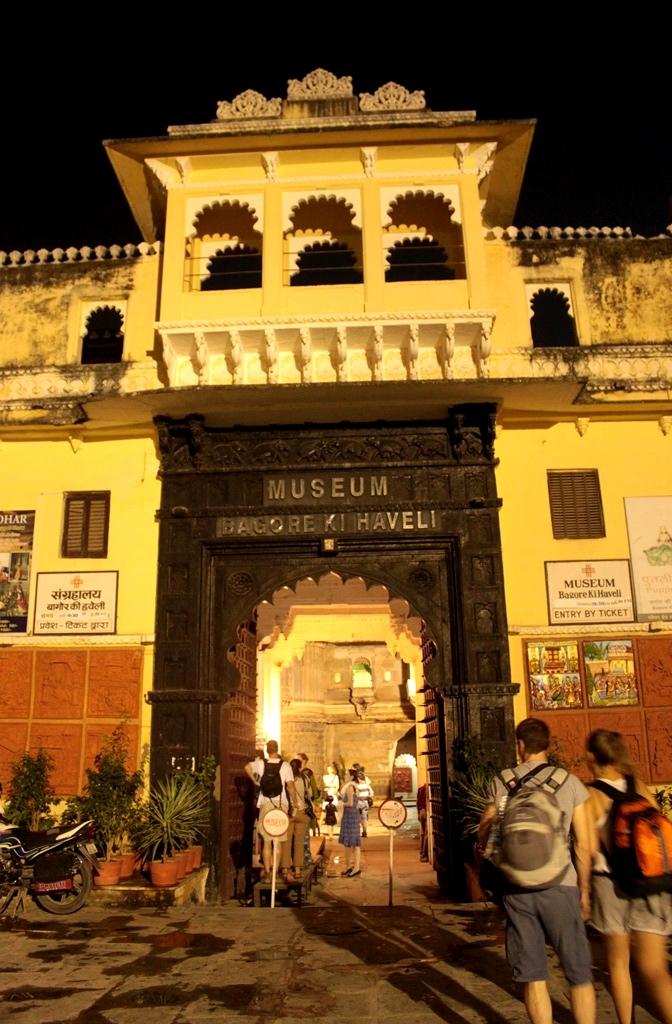 Bagore ki Haveli In Udaipur