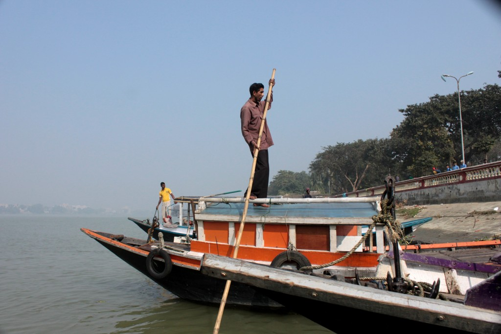 Ferry from Dakhineshwar Temple to Belur Math