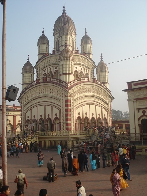 Main Dakhineshwar Temple