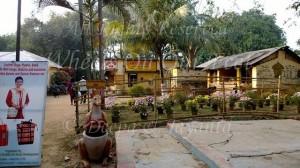 Amar Kutir -- Shopping In Shantiniketan