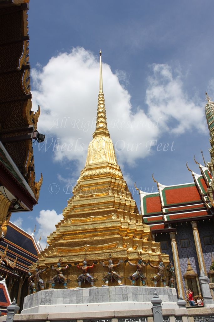 Must-See in Bangkok — The Grand Palace