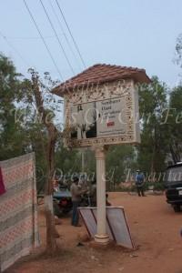 Shanibarer Haat -- Shopping in Shantiniketan