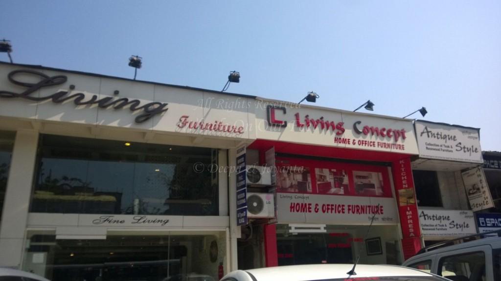 Bangur Nagar in Goregaon WestBest Furniture shops in Mumbai
