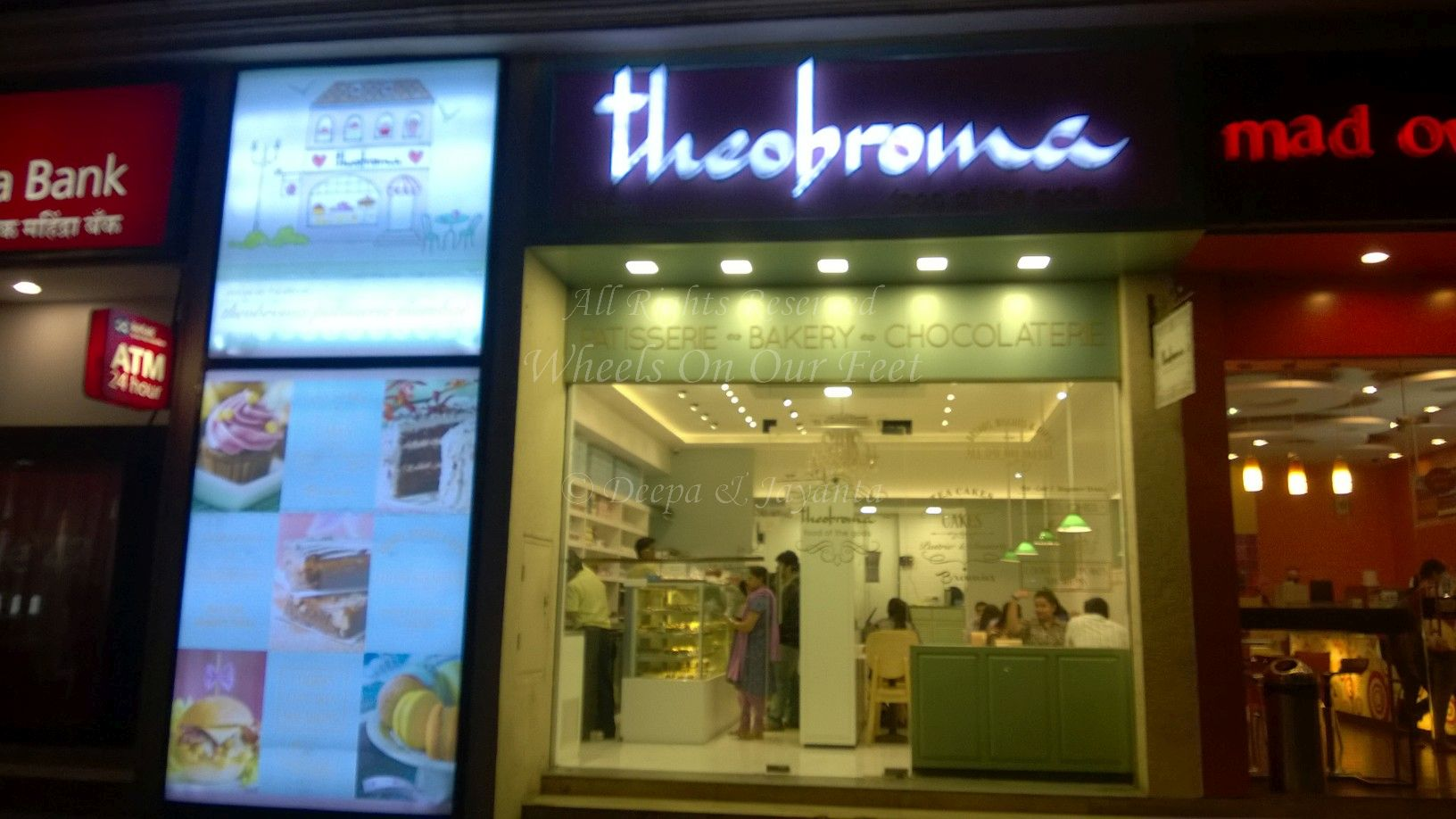 Review -- Theobroma Patisserie in Powai (3)