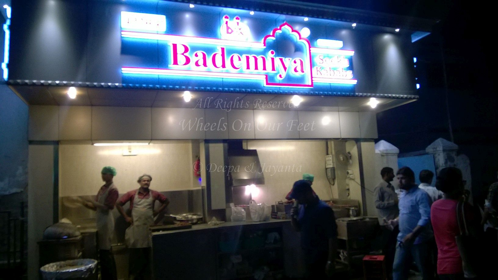 Bade Miyan in Colaba – Must-Eat at in Mumbai