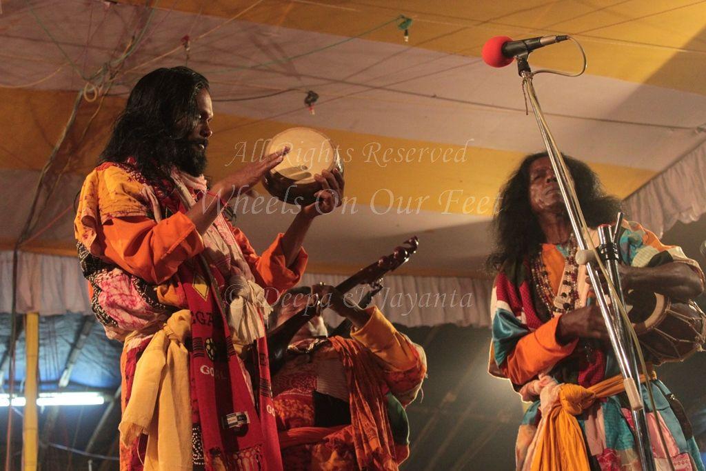 Baul Singers @Poush Mela in Shantiniketan (5)