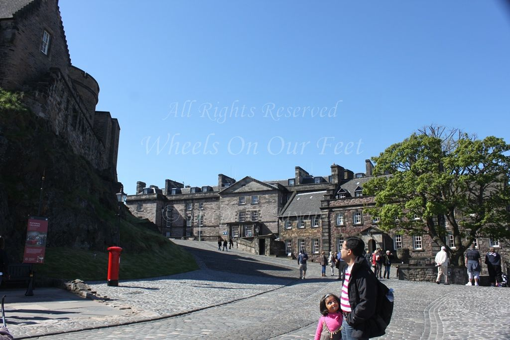 Edinburgh Castle (Scotland) Tour