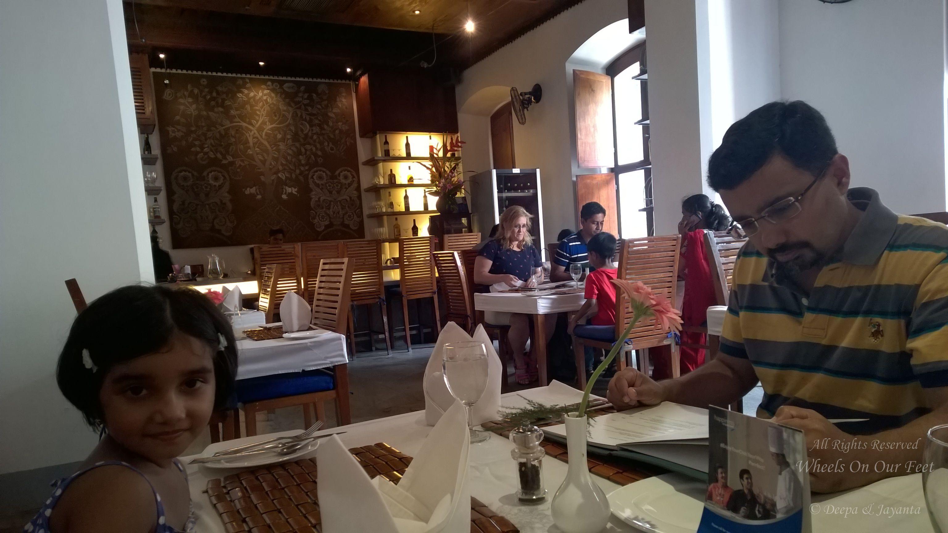 Restaurant Review: Le Dupleix in Pondicherry