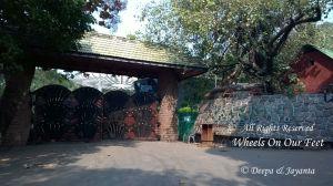Resort Review: Prakruti Resort in Kashid, Maharashtra