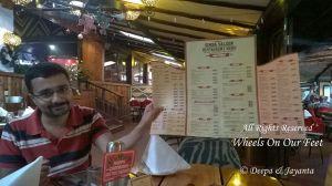 Restaurant Review: Lunch at Carnivore in Nairobi, Kenya