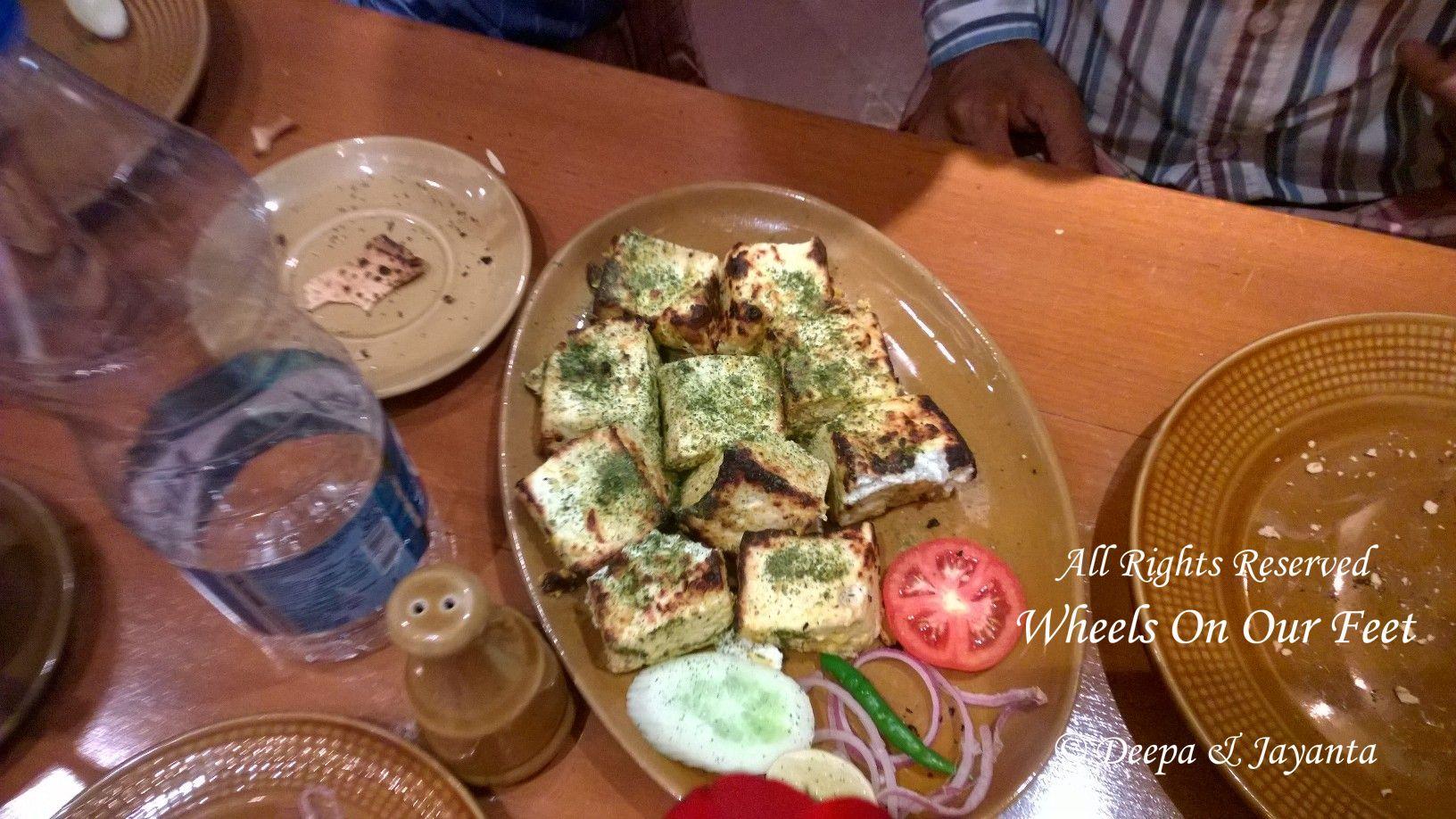 Restaurant Review: Peshawri at ITC Maratha, Mumbai