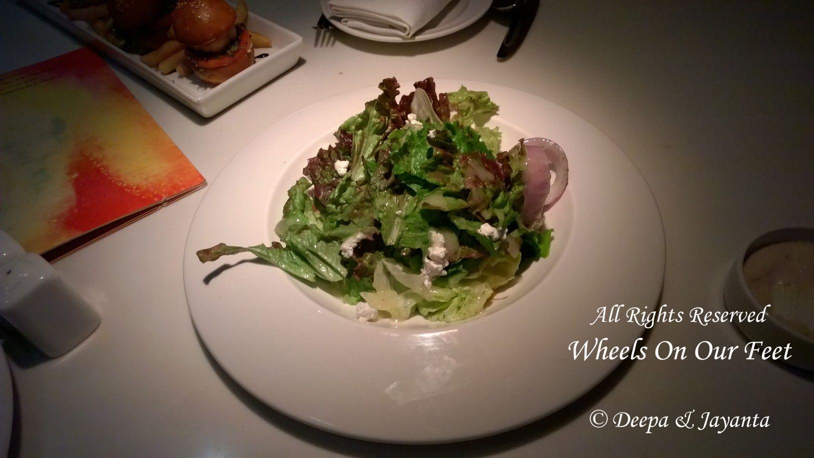 Restaurant Review: Café Infinito in BKC, Mumbai