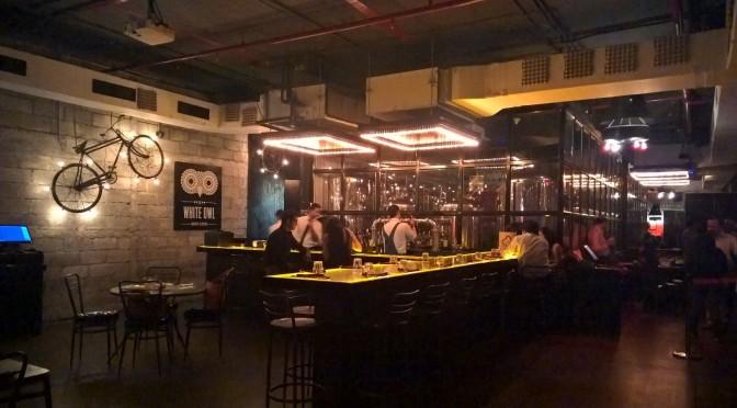 Restaurant Review — The White Owl in Lower Parel, Mumbai
