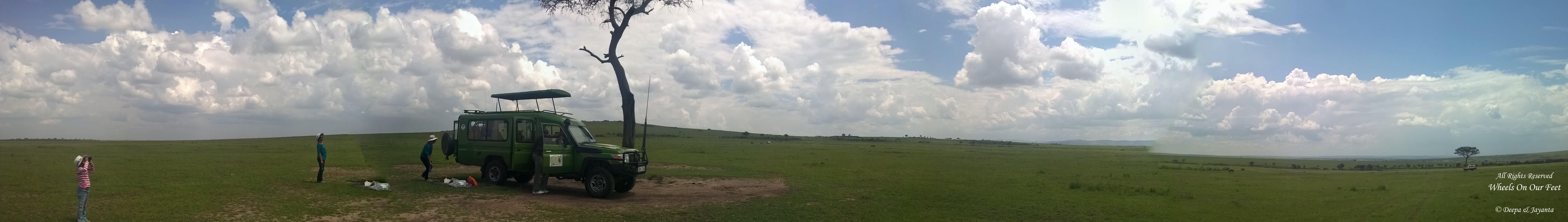 Picnic in Maasai Mara (13)