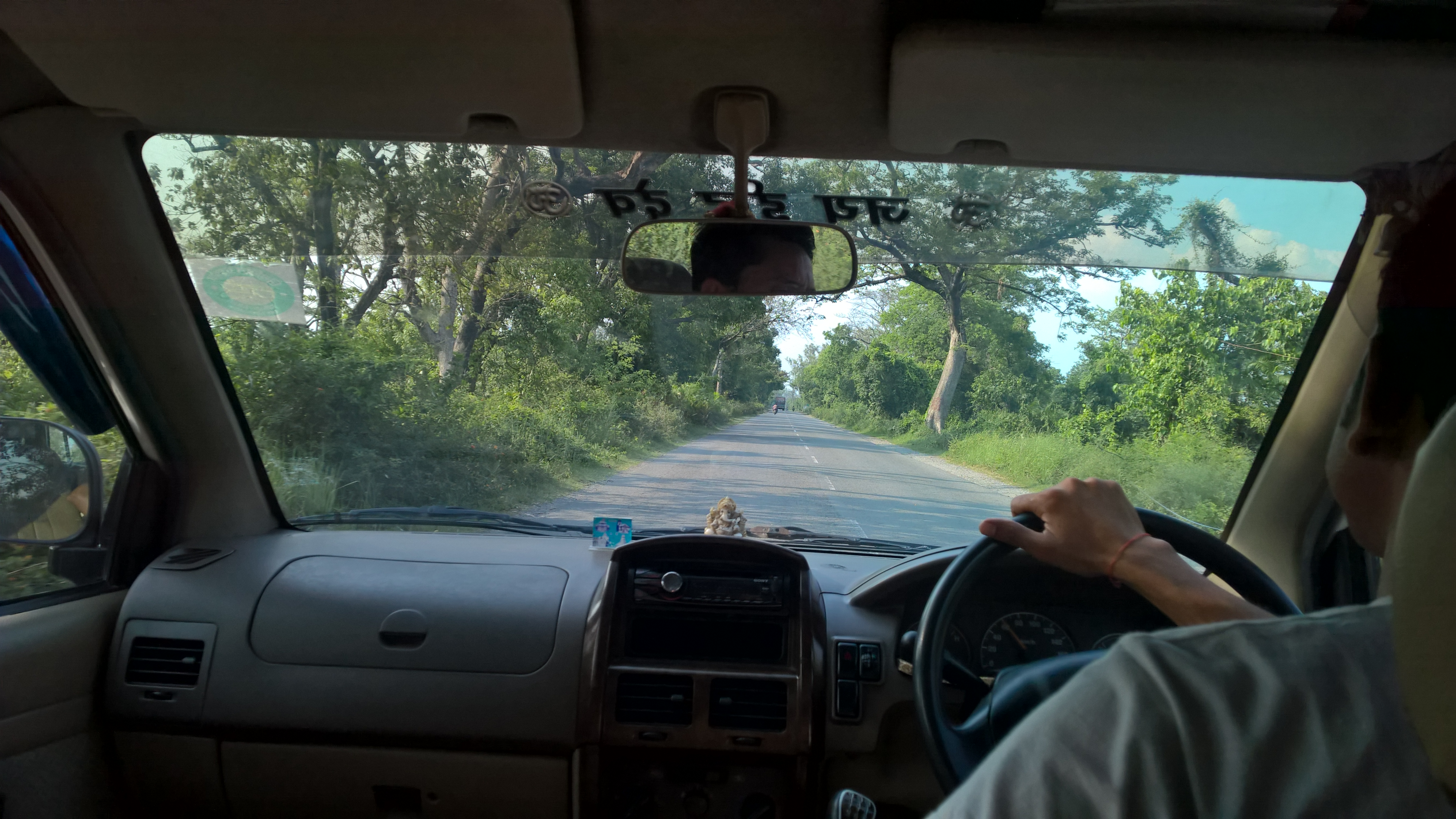 Drive from Pantnagar to Joelikote, Uttarakhand