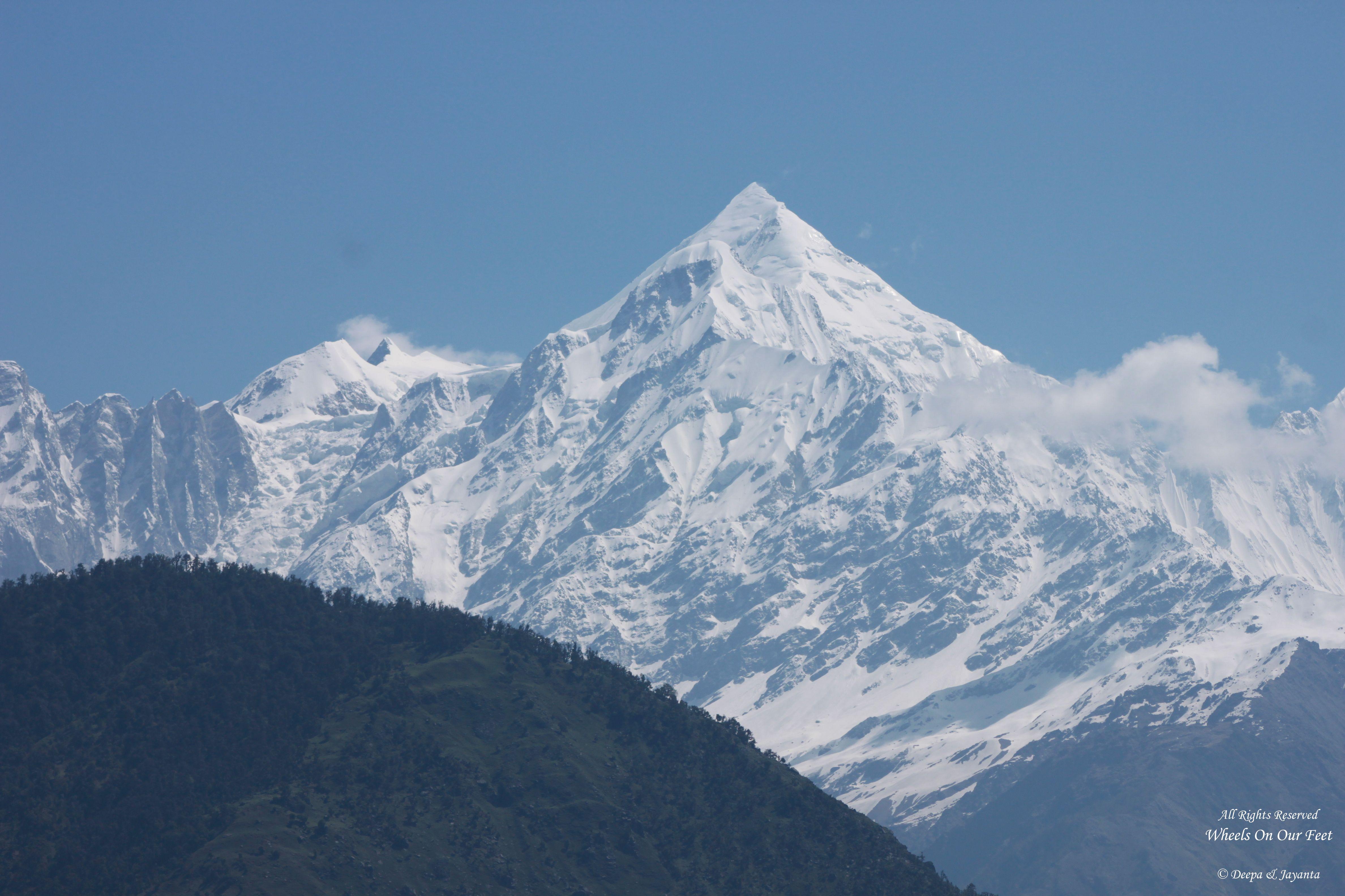Munsiyari – 4th Halt in our Uttarakhand Road-trip