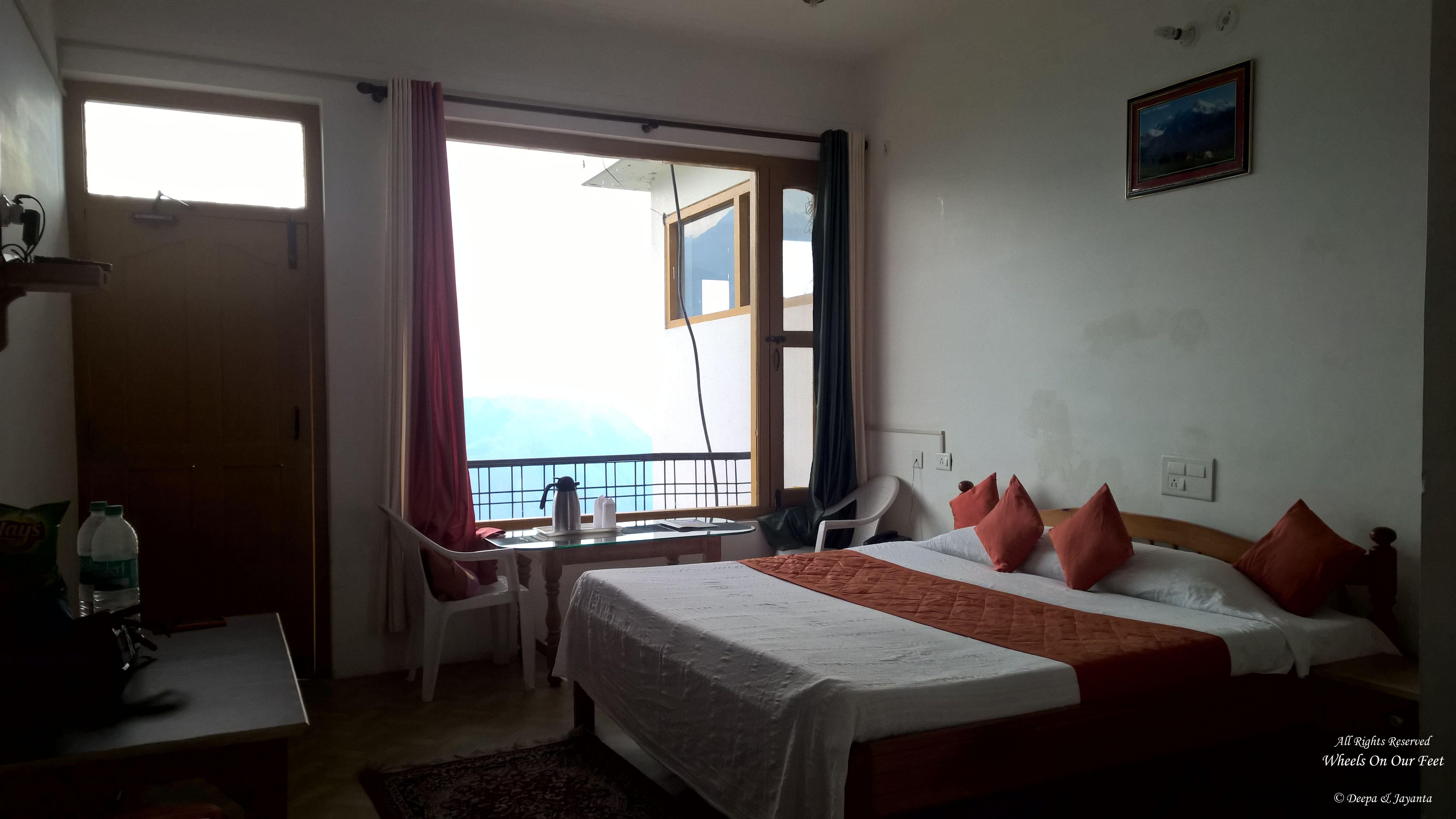 Munsiyari – 4th Halt in our Uttarakhand Road-trip -- Milam Inn