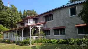 The 2nd Halt in Uttarakhand Road-trip -- Abbott Mount: the Abbott Mount Cottage