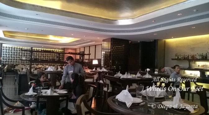 Restaurant Review: China1 in BKC, Mumbai
