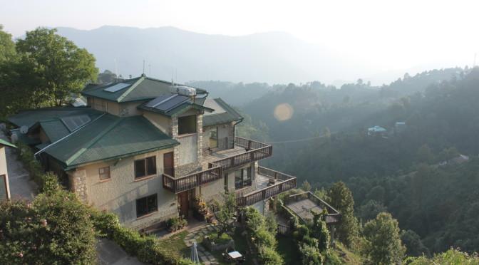 Stay at the Soulitude in Gagar, Uttarakhand