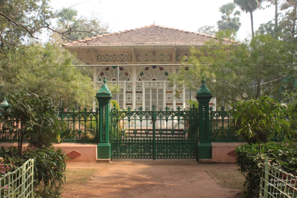 Tour of Vishwa Bharti in Shantiniketan