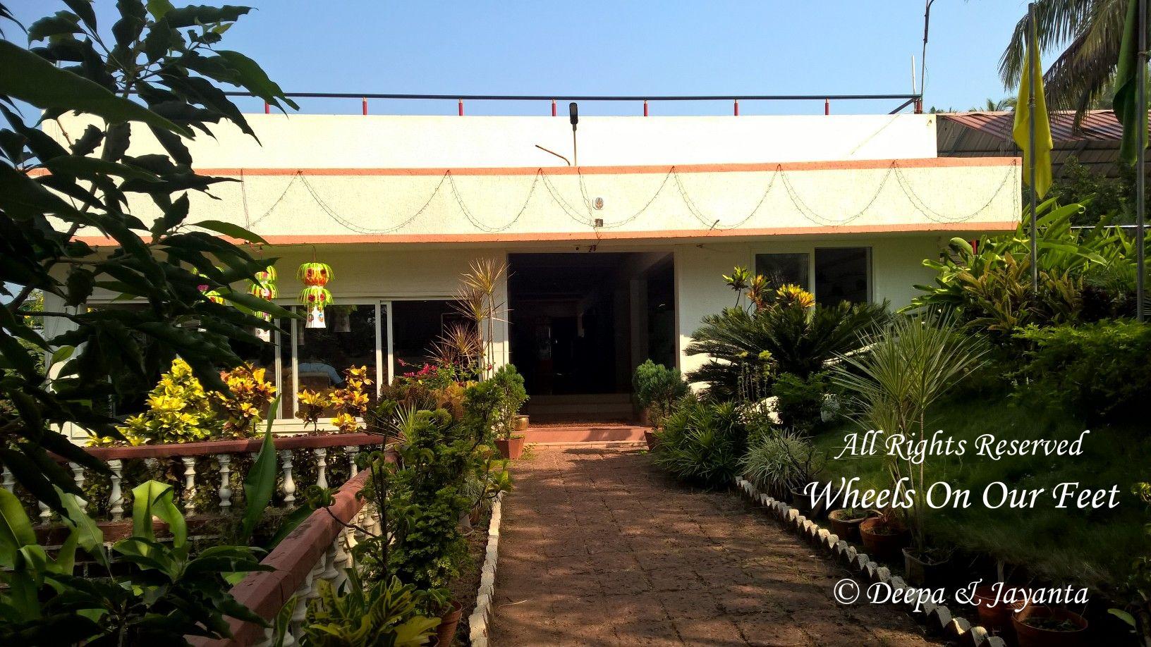 Abhishek Beach Resort & Spa in Ganapatiphule