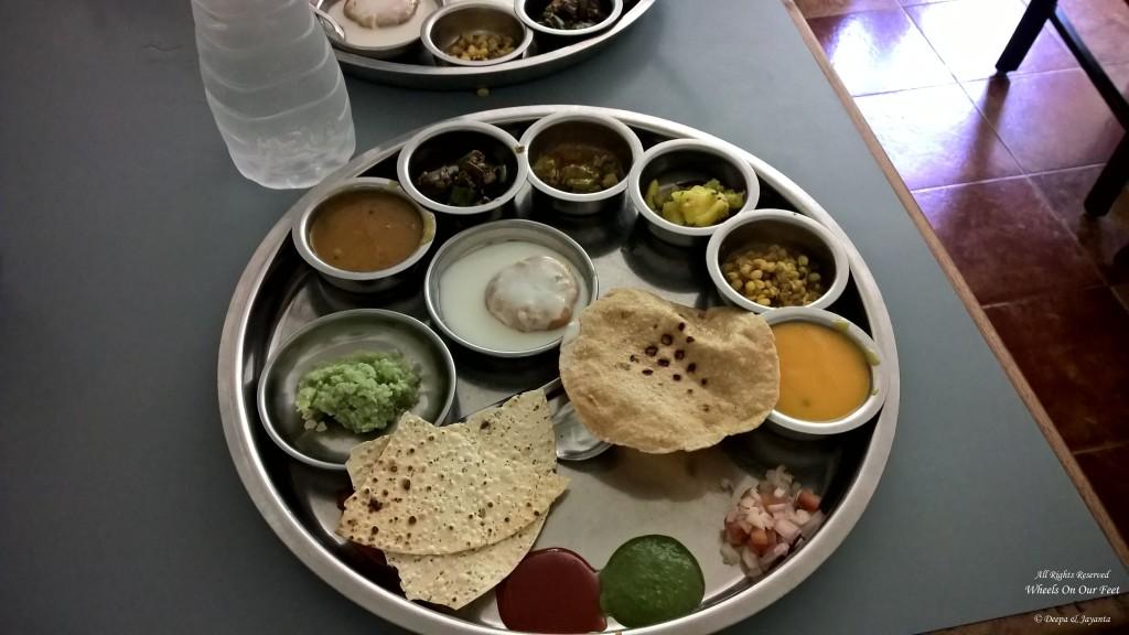 Best Thali in Ahmedabad --Toran
