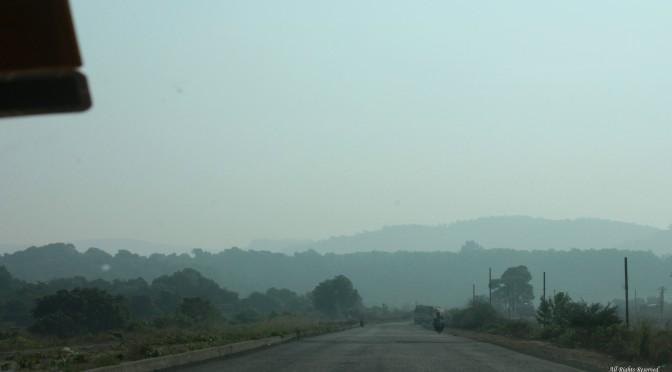 Drive from Mumbai to Ganapatiphule