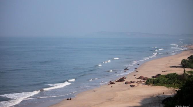 A Beach-Holiday in Ganapatiphule (Maharashtra,India)