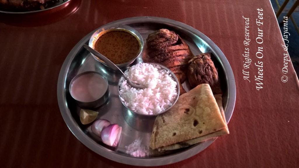 Restaurant in Ganapatiphule -- Sameer