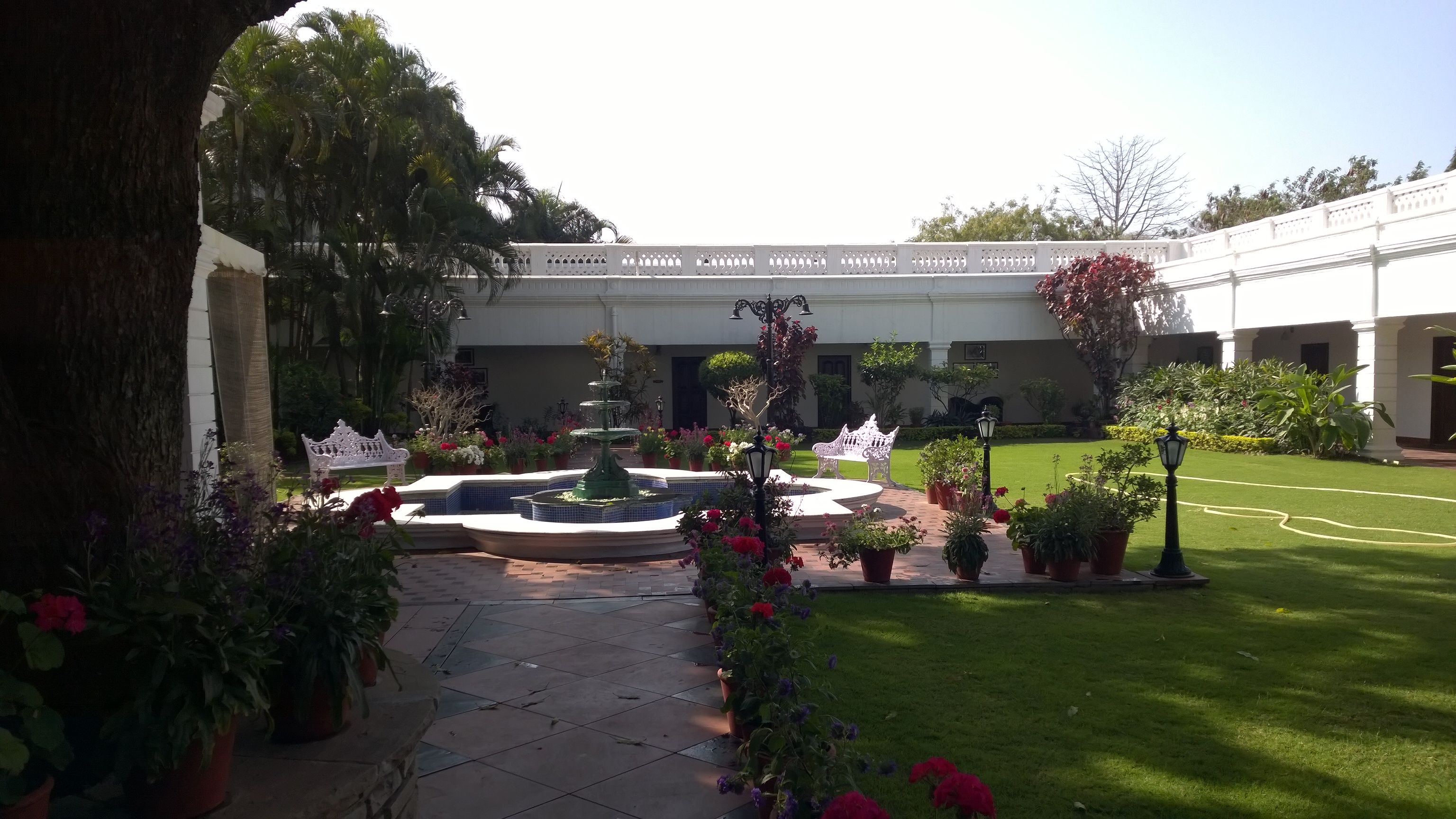 Review of Jehan Numa Palace in Bhopal