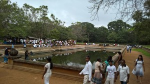 Tour of Anuradhapura, Sri Lanka