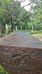 Tour of Polonnaruwa, Sri Lanka