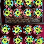 Flower making birthday party (20)