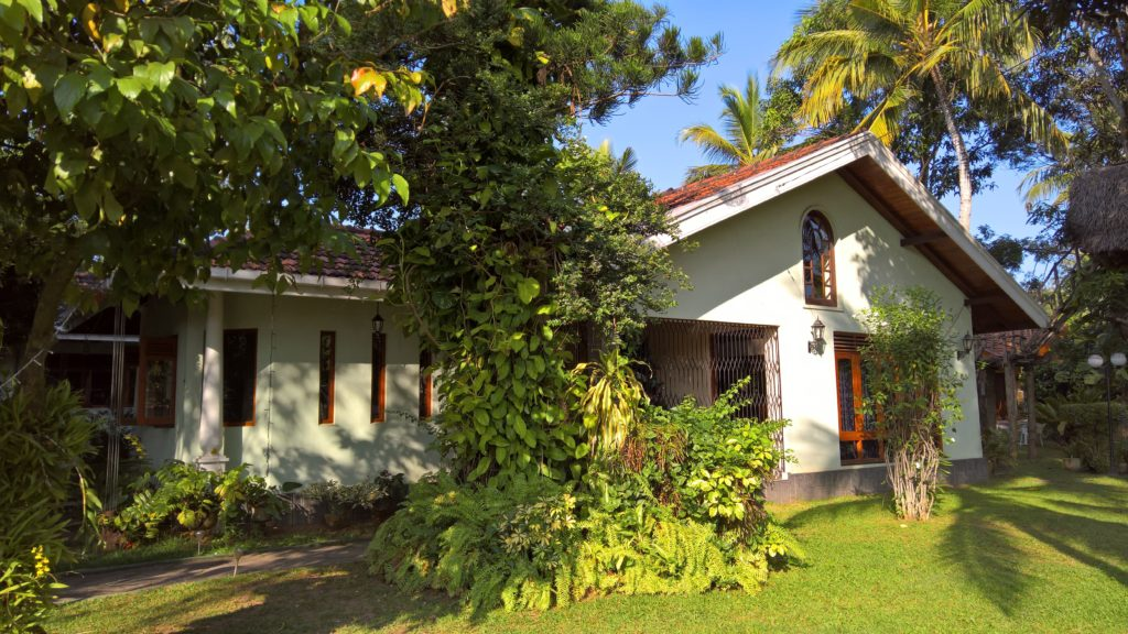 Villa Shade Homestay near Colombo, Sri Lanka – a Review