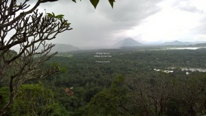 how to get to dambulla cave temple from habarana