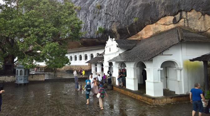 Tour of Dambulla Cave Temple, Sri Lanka