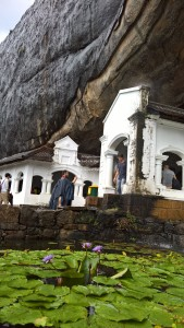 Dambulla Cave Tour, Sri Lanka