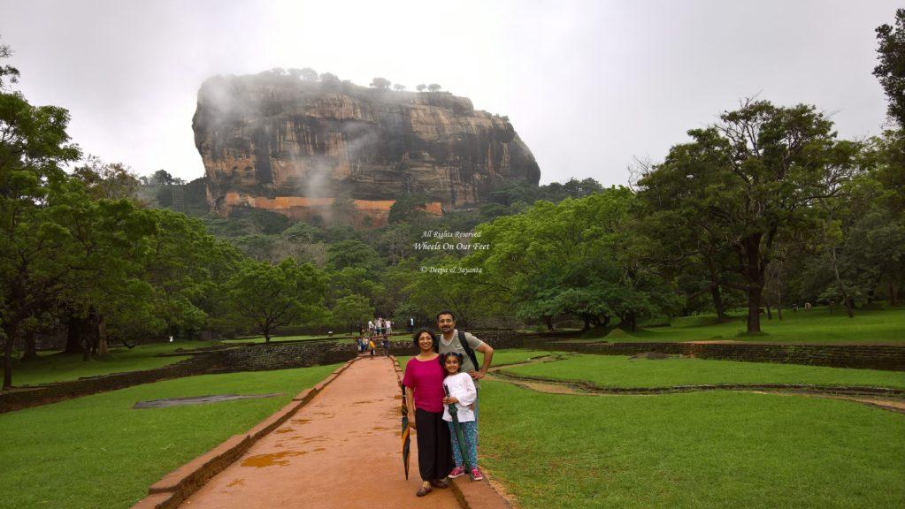 Sigiriya Tour, Sri Lanka