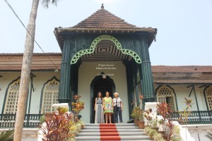 Heritage Houses in Goa -- Figueiredo Mansion in Loutolim, Goa