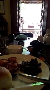 Dining & Drinking at Vivienda Dos Palhacos, Homestay in Goa