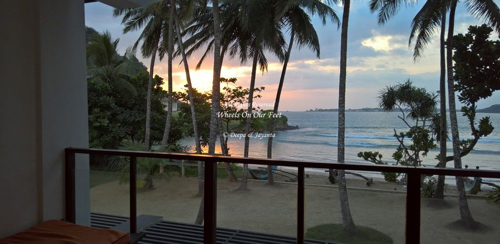 Review of Coco Bay Resort in Unawatuna, Sri Lanka