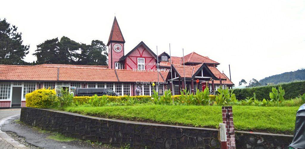 Sight-seeing in Nuwara Eliya, Sri Lanka