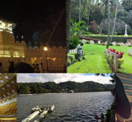 Sight-Seeing in Kandy