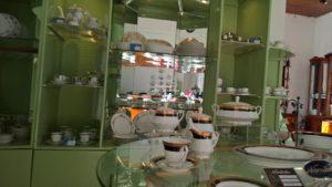 Tableware Shopping at Noritake in Sri Lanka