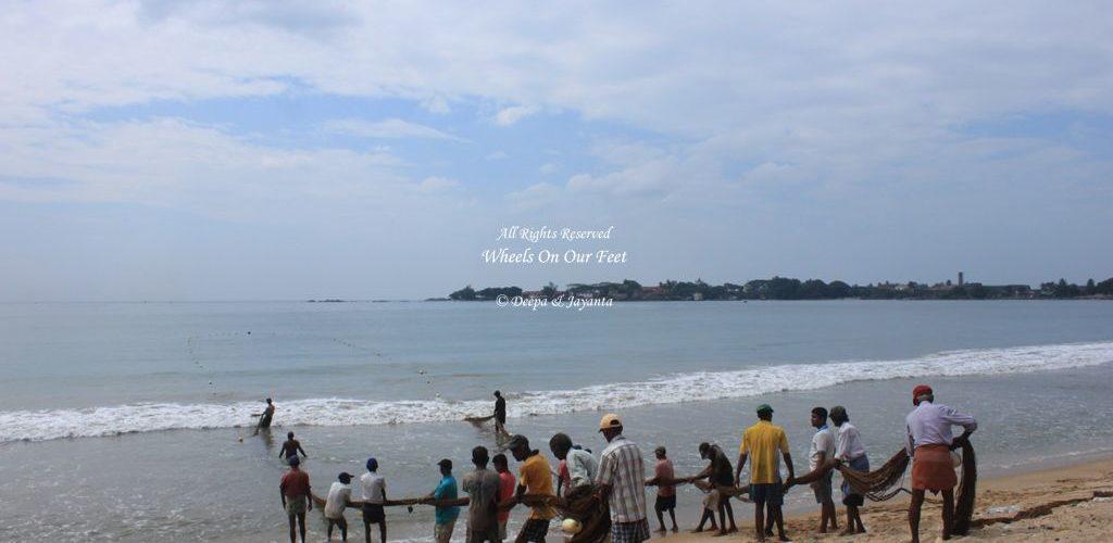 Markets & Fishing in Galle, Sri Lanka