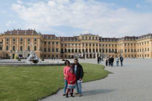Schonnbrunn Palace Tour (near Vienna), Austria (2)