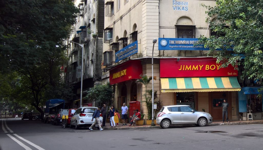 Jimmy Boy in Fort, Mumbai