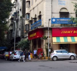 Jimmy Boy in Fort, Mumbai